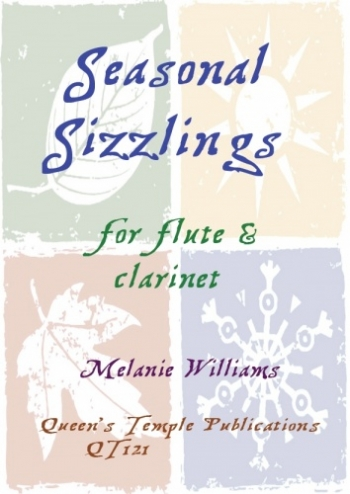 Seasonal Sizzlings: Flute And Clarinet