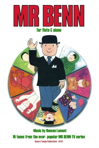Mr Benn: 10 Tunes From The Series: Flute & Piano