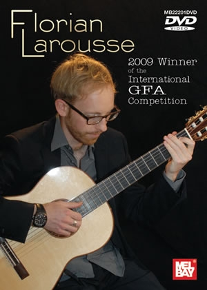 Florian Larousse: 2009 GFA Competition Winner