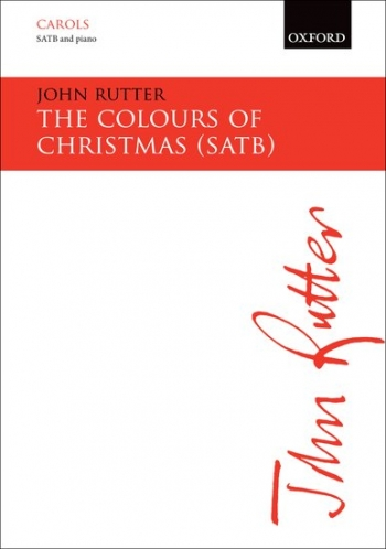 The Colours Of Christmas: Vocal: SATB And Piano