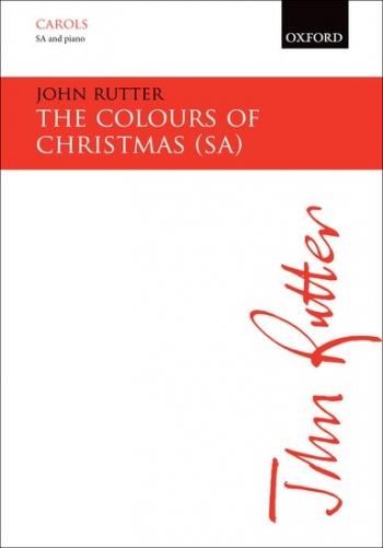 The Colours Of Christmas: Vocal: SA And Piano