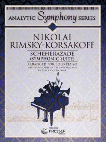 Scheherazade: Symphonic Suite: Piano Solo