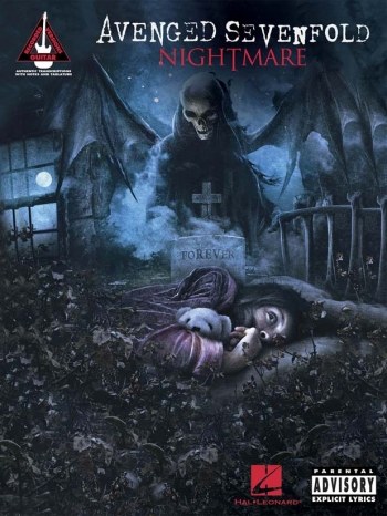 Avenged Sevenfold: Nightmare: Guitar Recorded Versions: Guitar Tab