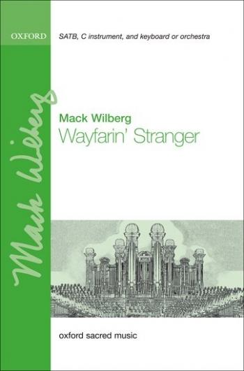 Wayfarin Stranger: SATB  C Instrument And Keyboard