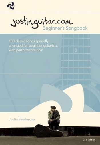 Justinguitar.com Beginner's Songbook: 2nd Edition (Spiral Bound)