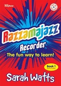 Razzamajazz: Recorder: Book 1&2&3: Students Bk : Recorder Part: Revised:Pack Of 10