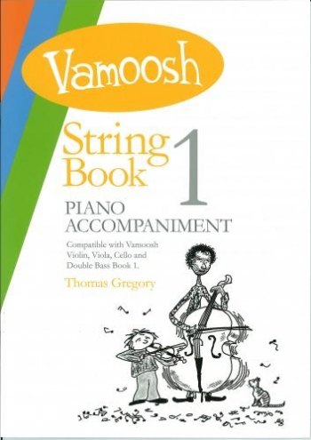Vamoosh String Book 1 Piano Accompaniment