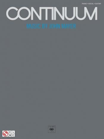 John Mayer: Continuum: Piano Vocal Guitar