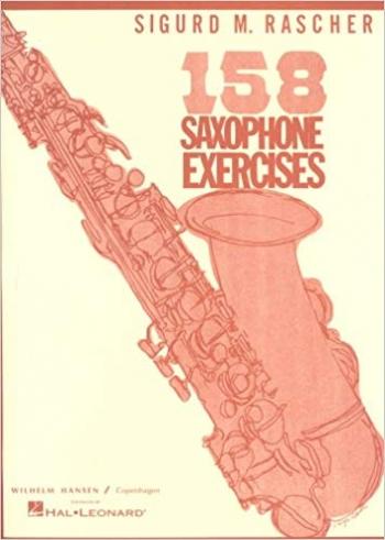 158 Saxophone Exercises: Alto Sax