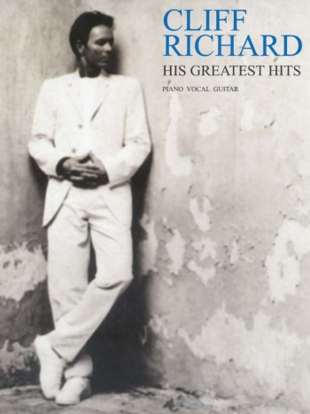 Cliff Richard: His Greatest Hits: Piano Vocal Guitar