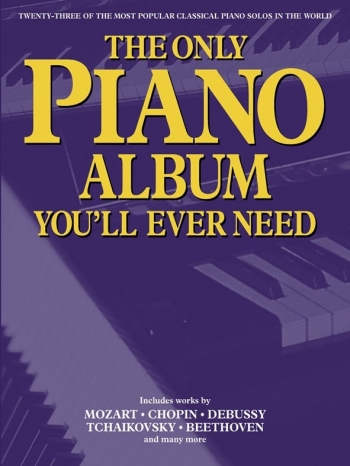Only Piano Album Youll Ever Need