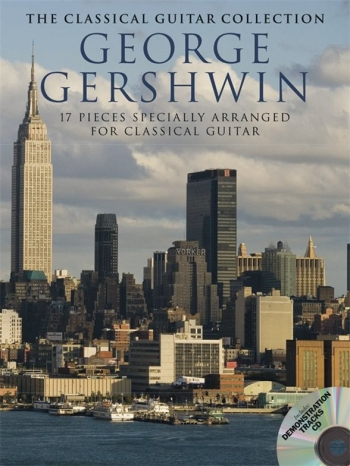 Classic Guitar Collection: George Gershwin: Bk&Cd