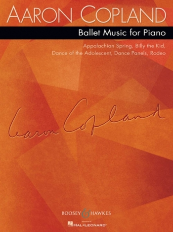 Copland: Ballet Music For Piano