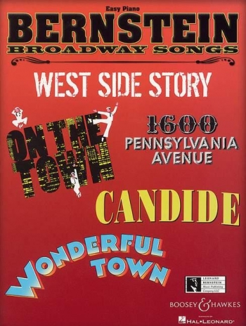 Bernstein: Broadway Songs: Easy Piano