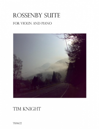 Rossenby Suite: Violin And Piano