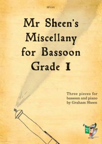 Mr Sheens Miscellany For Bassoon & Piano: Grade 1