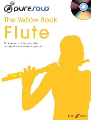 Pure Solo: The Yellow Book: Flute: Book & CD
