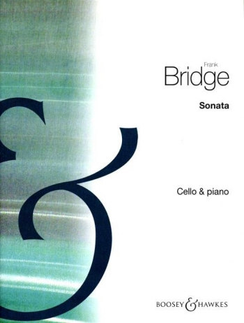 Sonata: Cello And Piano (Archive Copy)  (B&H )