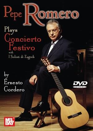 Pepe Romero Plays Concierto Festivo: DVD
