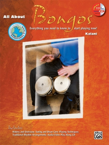 All About Bongos: Book And Cd
