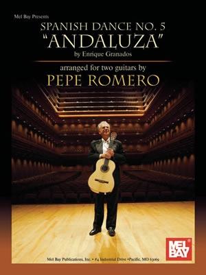 Spanish Dance No. 5: Andaluza: Guitar Duet