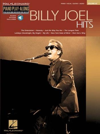 Piano Play-Along Volume 62: Billy Joel Hits: Bk&CD