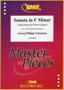 Sonata: F Minor: Euphonium And Piano