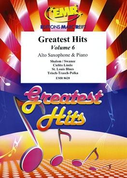 Greatest Hits: Vol 6: Alto Saxophone & Piano