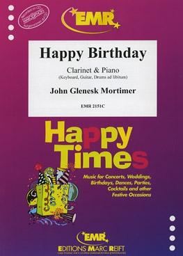 Happy Birthday: Clarinet And Piano