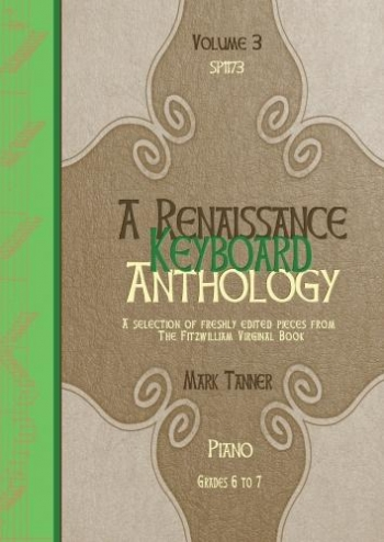 Renaissance Keyboard Anthology: Vol 3: Piano