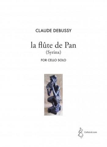 La Flute De Pan/Syrinx: Cello Solo