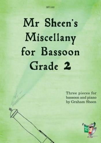 Mr Sheens Miscellany For Bassoon & Piano: Grade 2