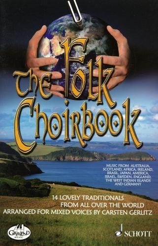 The Folk Choirbook: Vocal Satb
