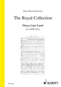 Fleecy Care Carol: Vocal: SATB