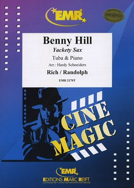 Yakety Sax (Benny Hill Theme): Tuba & Piano