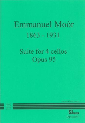 Suite For Four Cellos: Op.95