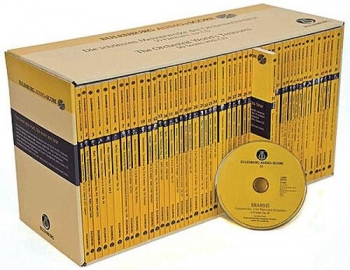 Eulenberg: The Orchestral Worlds Treasures: Set Of 50: Miniature Scores