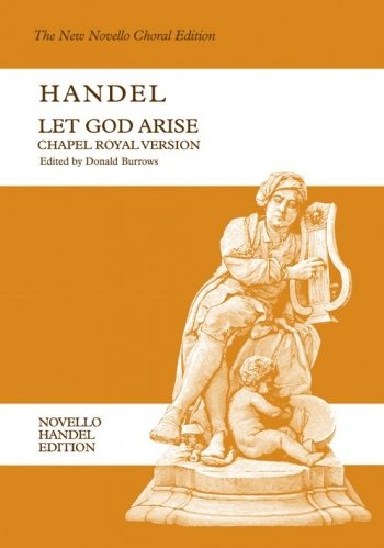 Handel: Let God Arise: Vocal Score: SATB