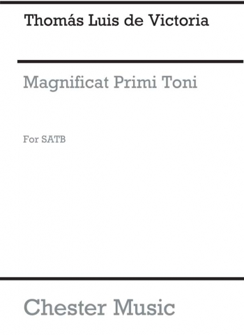 Magnificat Primi Toni: Vocal Score: 	Double Choir (Soprano, Alto, Tenor, Bass) (SATB/SATB)