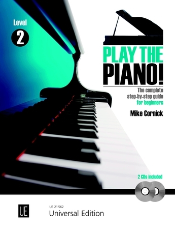Play The Piano! Level 2: Tutor: Book And Cd