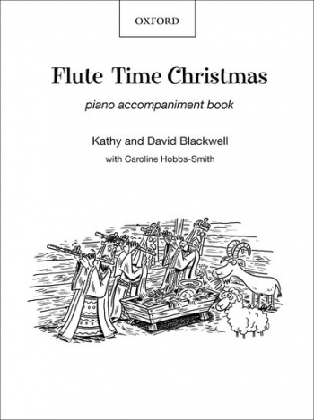 Flute Time Christmas: Piano Accompaniment Book