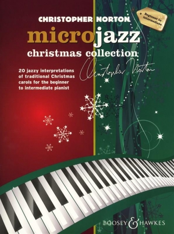 Microjazz Christmas Collection: Beginner To Intermediate: Piano