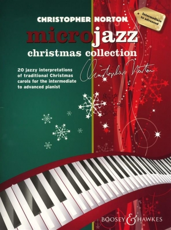 Microjazz Christmas Collection: Intermediate To Advanced: Piano