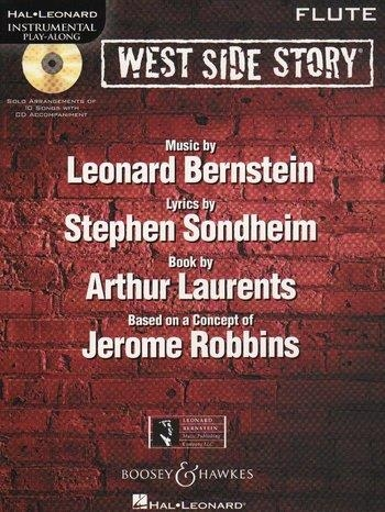 Instrumental Play-Along: West Side Story: Flute: Book & CD
