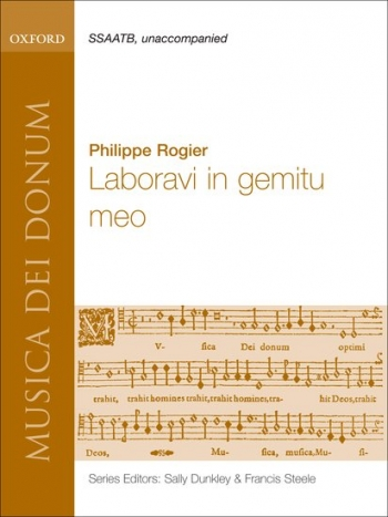 Laboravi In Gemitu Meo: Vocal: SATB