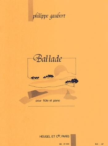 Ballard: Flute & Piano (Heugel)