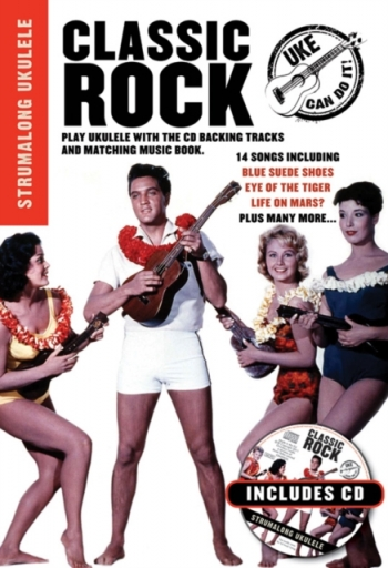 Strumalong Ukulele: Classic Rock: Lyrics & Chords