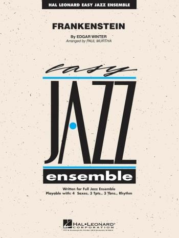 Jazz Ensemble Library: Frankenstein: Big Band Score & Parts