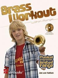 Brass Workout Within Range: Trumpet Bk&Cd