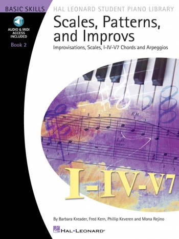 Scales And Pattens And Improvisations: 2: Book And Cd
